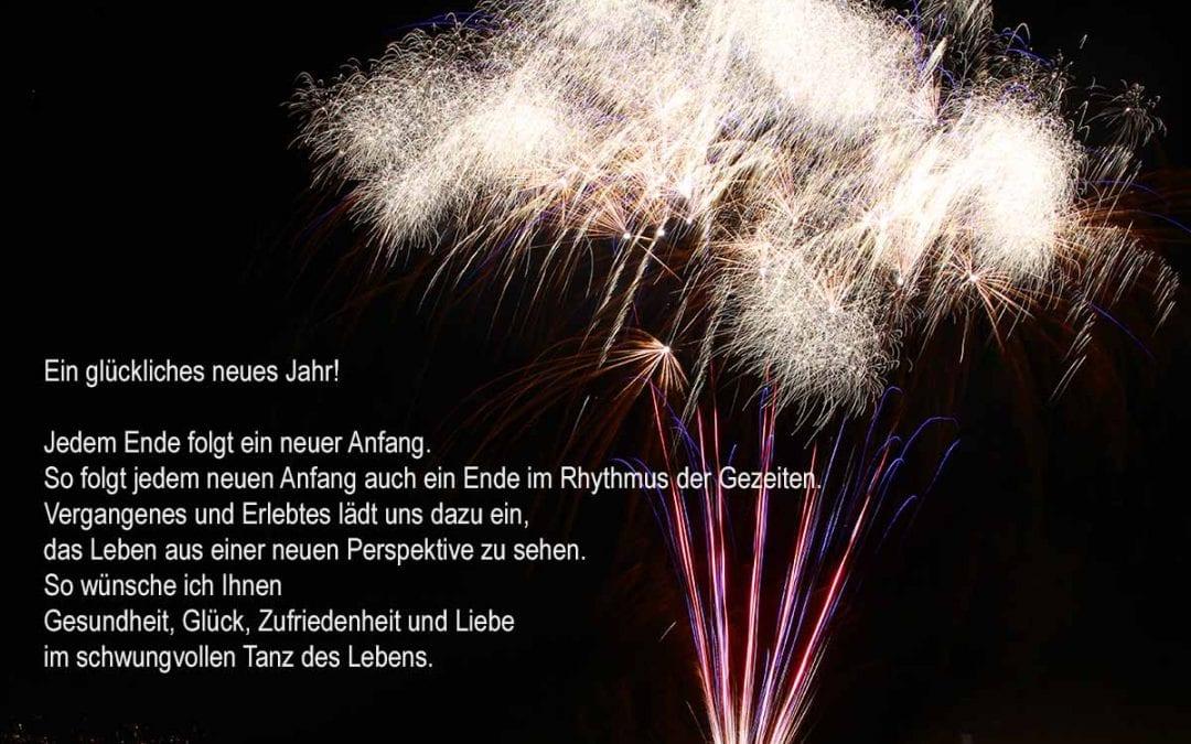 Wir wünschen ein gutes neues Jahr ~ fuenfseen.de