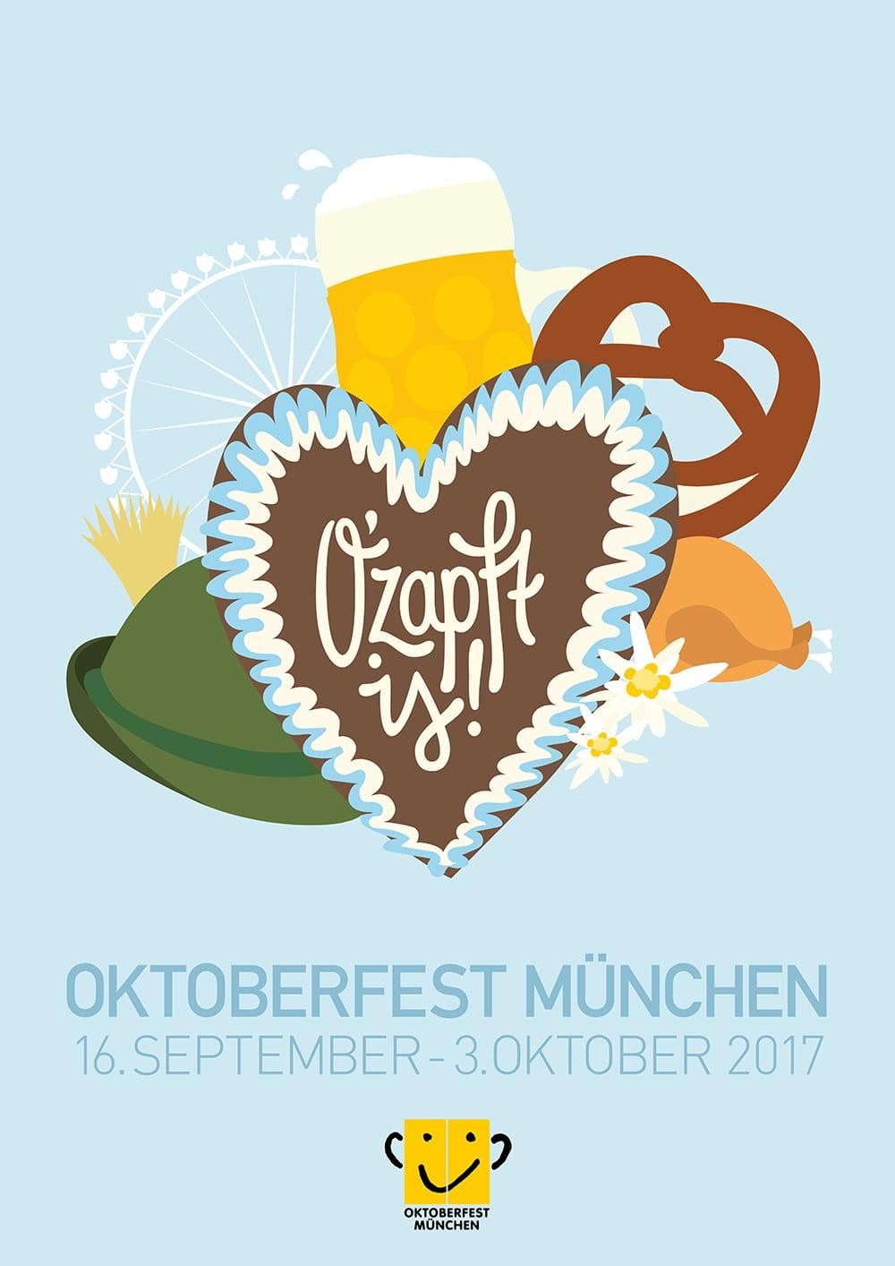 Oktoberfestplakat 2017