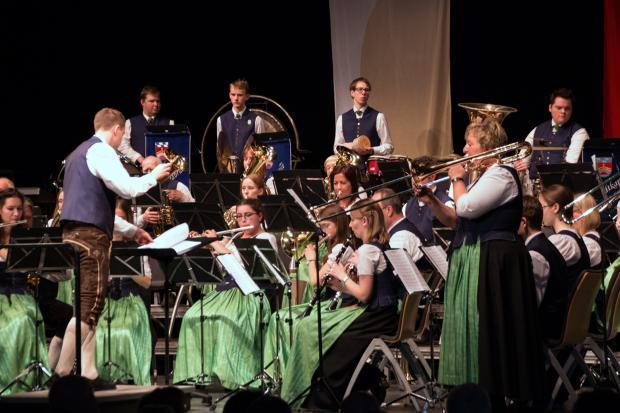 Jubiläumskonzert der Stadtkapelle Fürstenfeldbruck