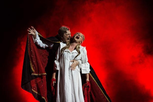 Die Nacht der Musicals entführt Sie auf einen Streifzug quer durch die bunte Welt der Musicals.