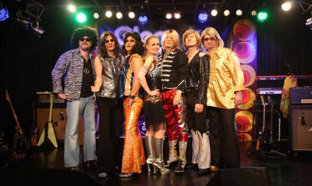 Rockparty-Fasching mit Glam Gang