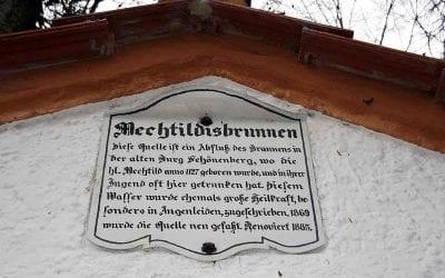 Mechthildisbrünnlein Diessen am Ammersee