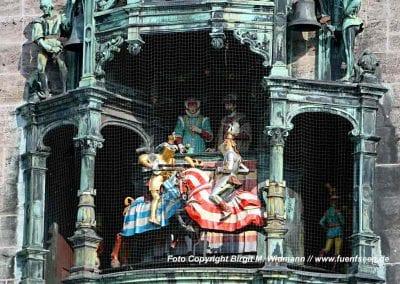 Glockenspiel München