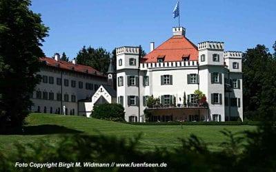 Sisi Schloss Possenhofen