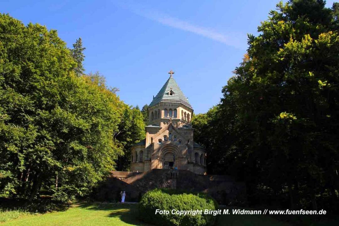 Votivkapelle Berg Starnberger See
