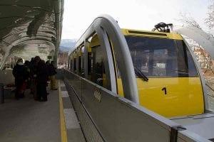 öffentliche Verkehrsmittel in Innsbruck