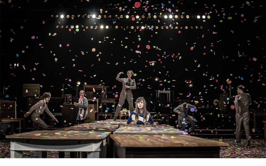 Staatsschauspiel Stuttgart präsentiert mutiges Stück in Fürstenfeld
