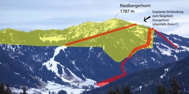 Riedberghorn Zone C