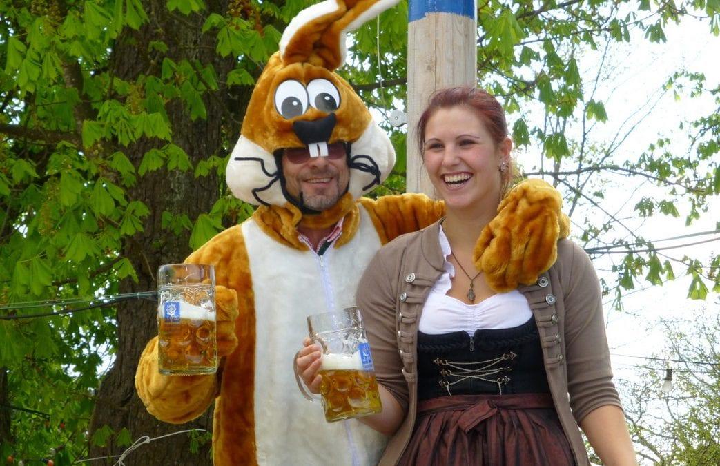 Ostern in der Post in Herrsching