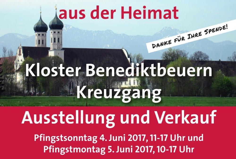 Kunst- und Handwerkermarkt Kloster Benediktbeuern