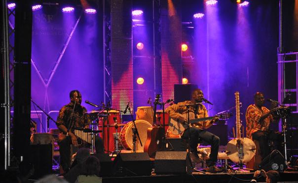 Adjiri Odametey afrikanische Musik
