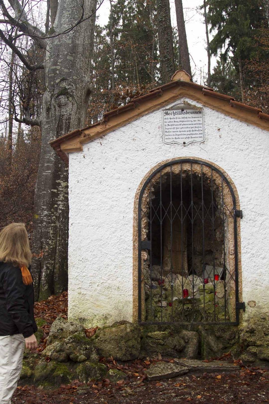 Mechthildisquelle in Diessen am Ammersee