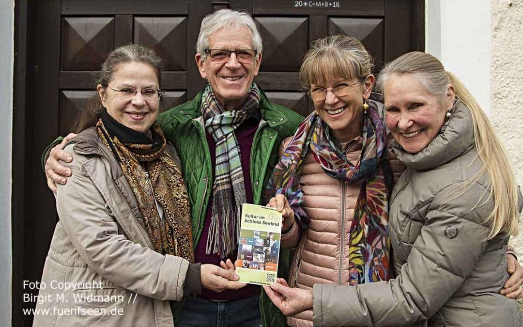 Das neue Programm Kultur Schloss Seefeld