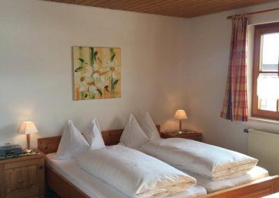 Zimmer in der Pension am See Wörthsee