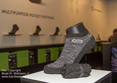 Skinners – die Socken für draussen