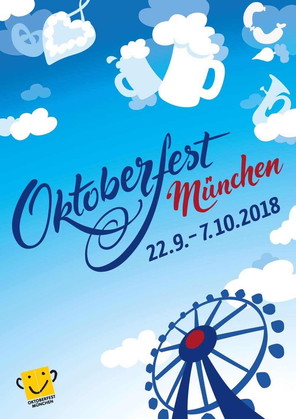 Oktoberfest 2018 – auf gehts zur Wiesn