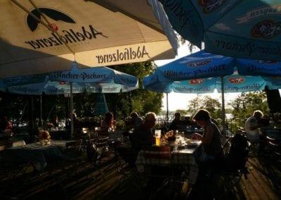 Campingplatz Hirth Restaurant