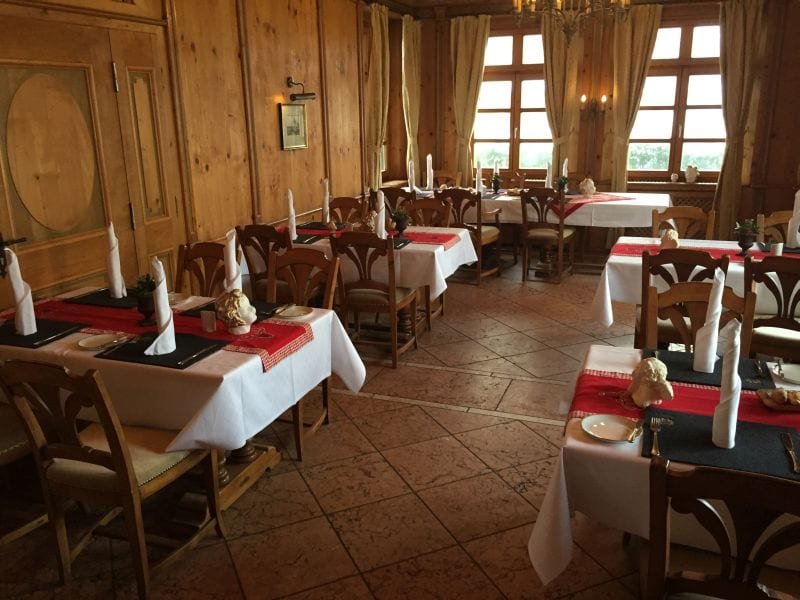 Seerestaurant Schreyegg in Stegen am Ammersee