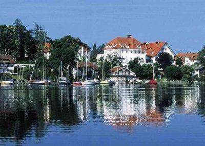 Seeresidenz Alte Post, Seeshaupt, Starnberger See