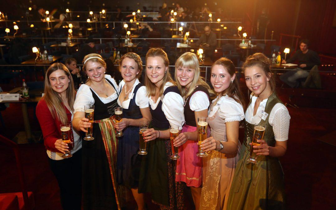 Bayerische Bierkönigin die 7 Finalistinnen stehen fest