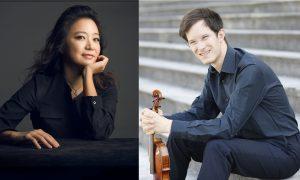 Zyklus Die Beethoven-Violinsonaten mit Jiayi Shi und Korbinian Altenberger: 2. Abend Beethoven.jpg Jiayi Shi, Klavier Korbinian Altenberger, Violine