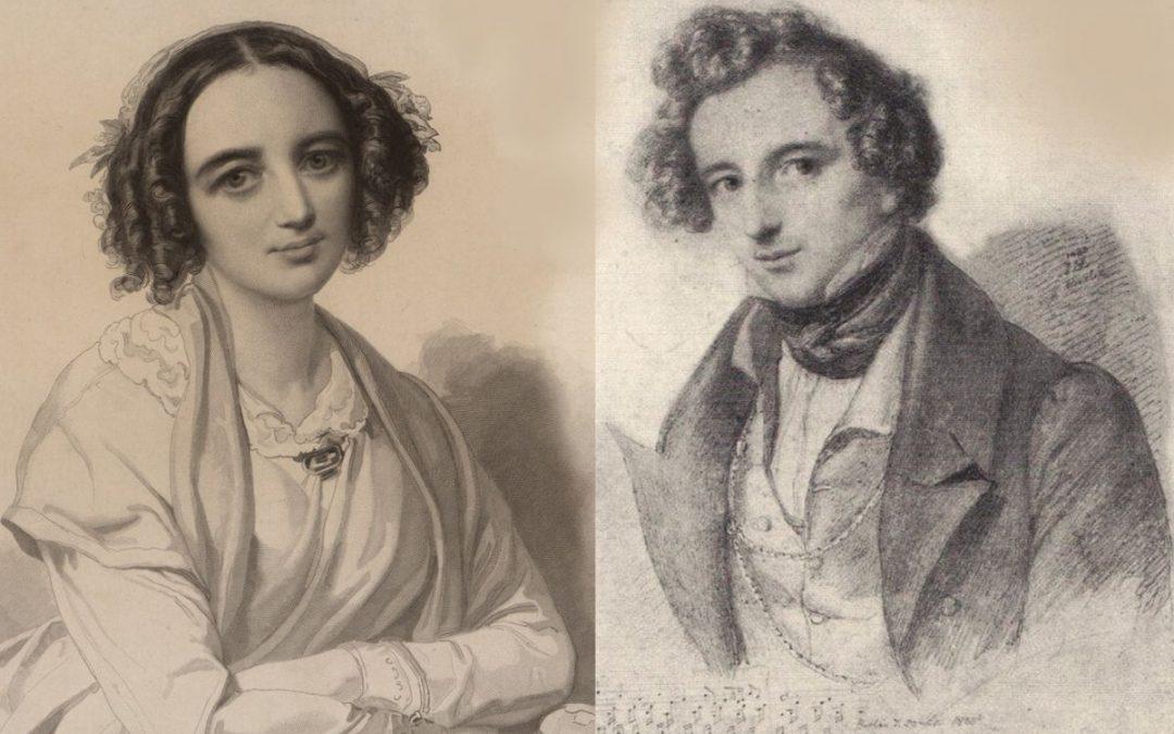 Fanny und Felix Mendelssohn: eine musikalisch-literarische Soirée
