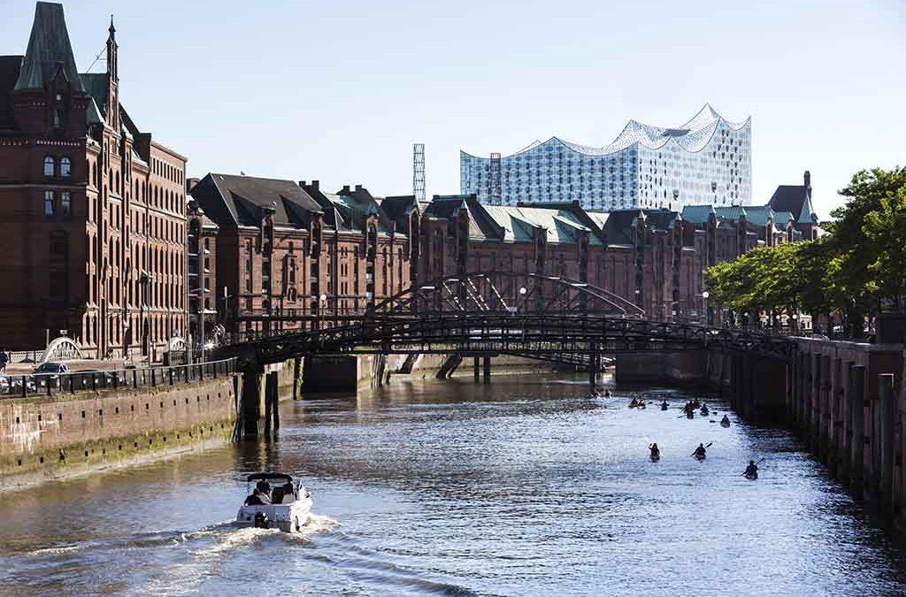 Hamburg – eine Stadt lädt ein