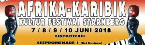 Afrika Festival in Starnberg auf der Seepromenade