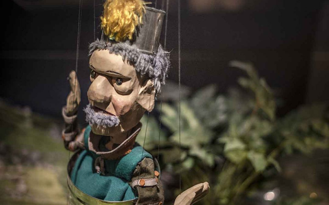 Die Augsburger Puppenkiste zählt 70 Jahre