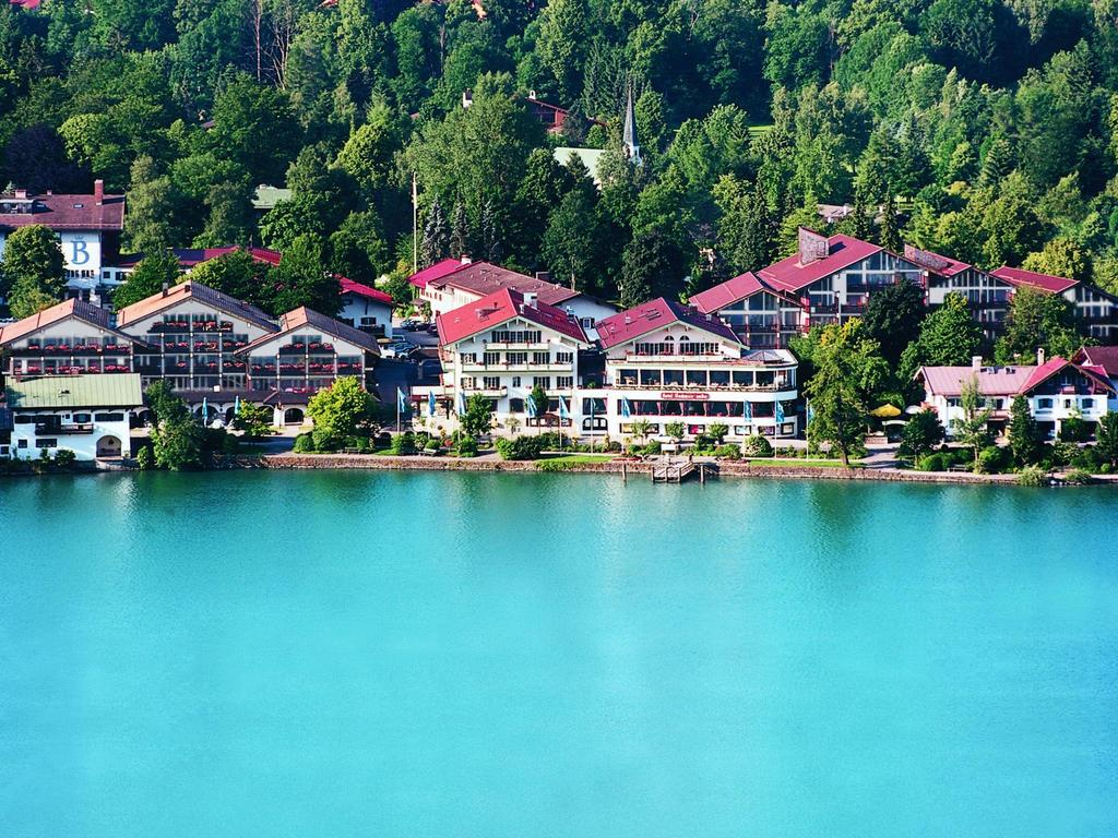 Hotel Bachmair am See am Tegernsee