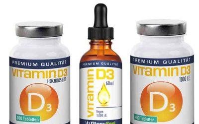 Wieso wir Vitamin D brauchen