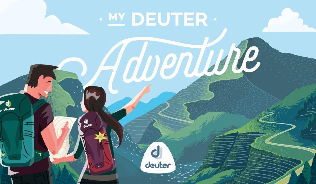 gewinnen Sie eine Woche Bergabenteuer mit Deuter