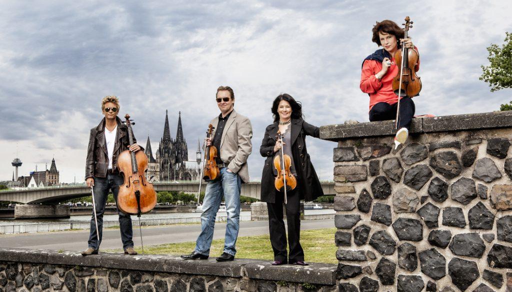 Ickinger Frühling – Minguet Quartet