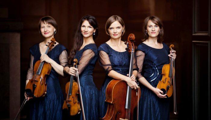 Ickinger Frühling – Klenke Quartett