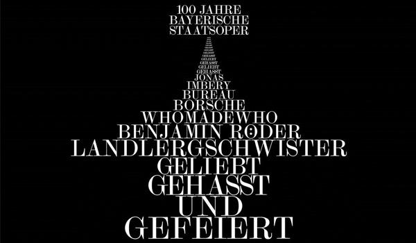 Bayerische Staatsoper – es wird gefeiert