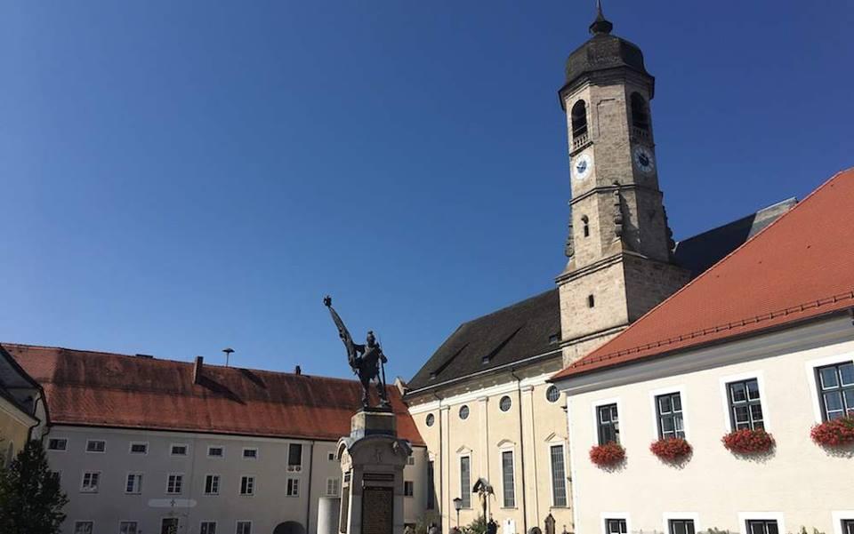 Kunst am Kloster Weyarn