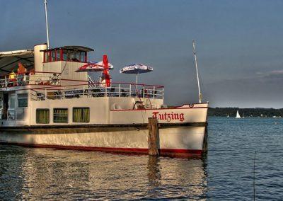 Hochzeitsschiff MS Tutzing Starnbergersee