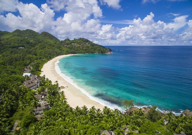 Banyan Tree Seychelles gibt Schildkröten einen Whirlpool