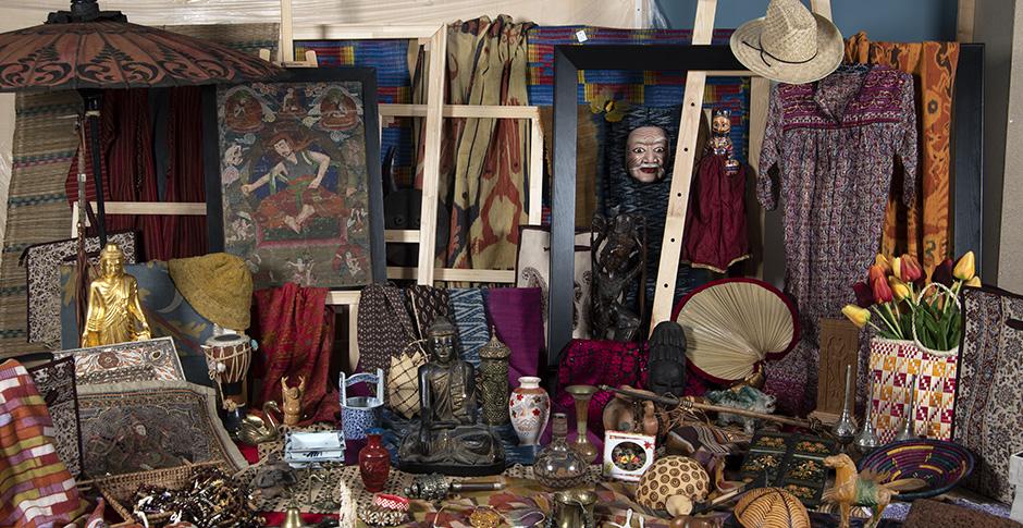 Großer Sommermarkt im Museum 5 Kontinente