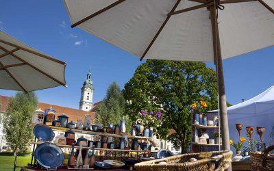 Töpfermarkt in Fürstenfeldbruck findet statt