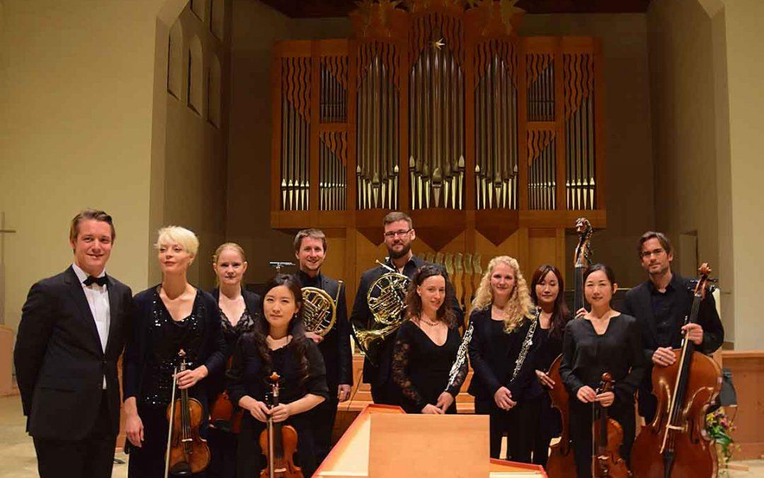 Alte Musik:  Asam Classical Soloists // Antonio e Cleopatra