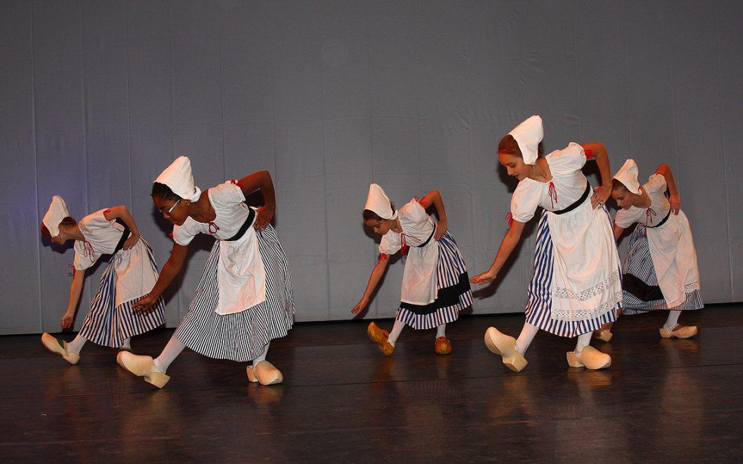 Tanzabend der Ballettschule Götze