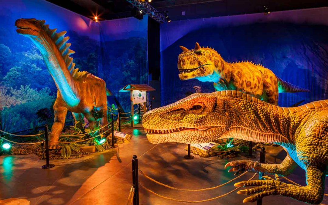 Dino World Olympiapark verlängert