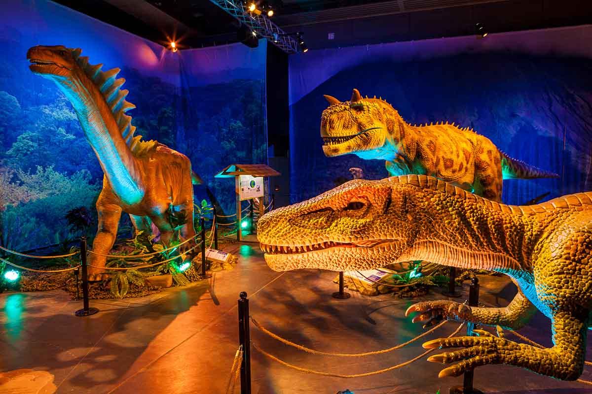 Dino World Olympiapark Verlangert Fuenfseen De