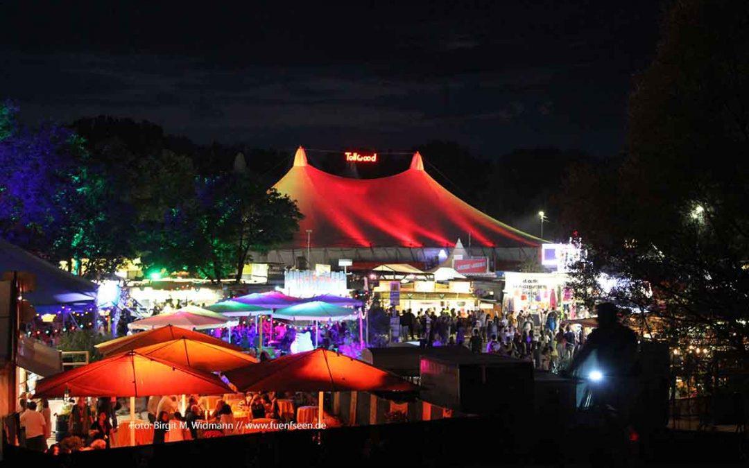 Tollwood München – jede Menge künstlerischer Überraschungen