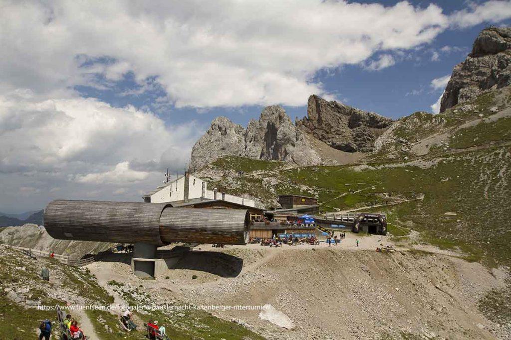 Karwendel Bergstation