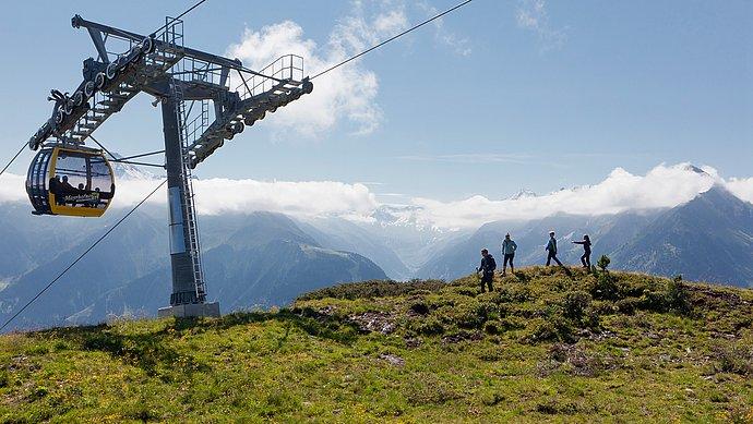 Bergsommer in Mayrhofen