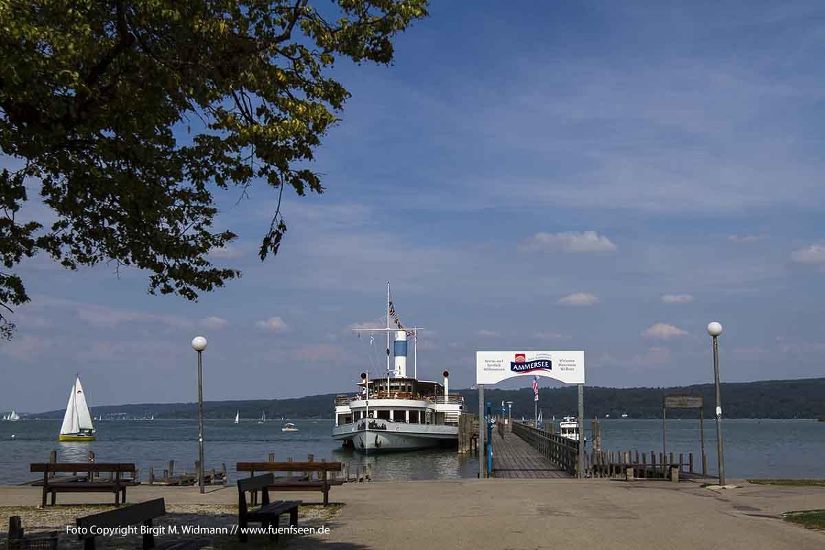 Ammersee Seenschifffahrt