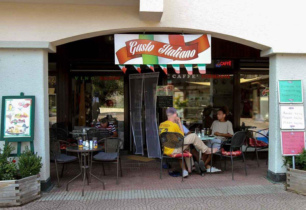 Wer original italienisches Gusto in Diessen am Ammersee genießen möchte, der ist goldrichtig bei Gusto Italiano in der Mühlstraße 4 in Dießen am Ammersee.