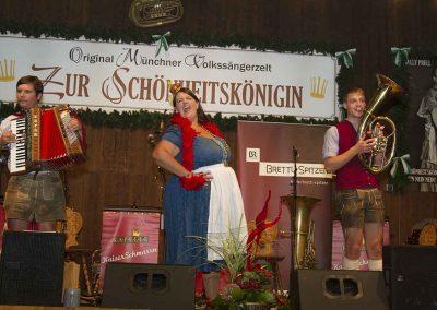 visit.brussels auf dem Oktoberfest – zur Schönheitskönigin